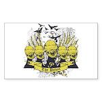 The Pawn Rectangle Sticker 10 pk)