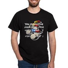 Seen Your Face T-Shirt