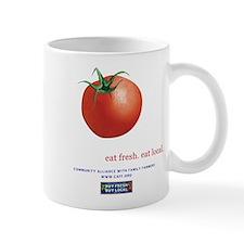 Eat Fresh Tomato Mug