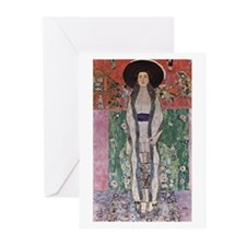 Adele Bloch-Bauer II Greeting Cards (Pk of 20)