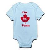 The Eh Team Infant Bodysuit