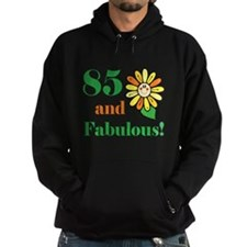 Fabulous 85th Birthday Hoodie