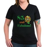Fabulous 85th Birthday Shirt
