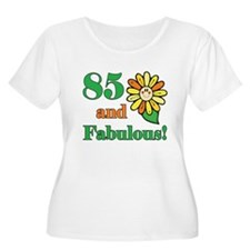 Fabulous 85th Birthday T-Shirt