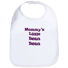 Mommy's Little Bean Bean Bib