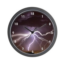 Hellstorm Wall Clock
