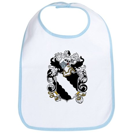 Braden Coat of Arms Bib