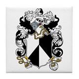 Branson Coat of Arms Tile Coaster