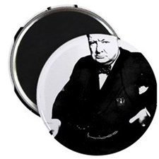 Funny Churchill Magnet