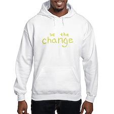 Be The Change (Yellow) Hoodie