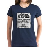 Rough Riders Wanted Tee