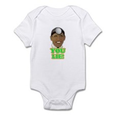 Unique Joe wilson Infant Bodysuit