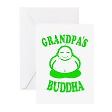 Cute Buddha baby Greeting Cards (Pk of 20)