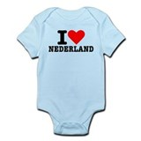 I love netherlands Onesie