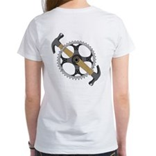 Hammer Time Women's White T-Shirt