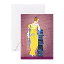 Authoress Greeting Cards (Pk of 20)