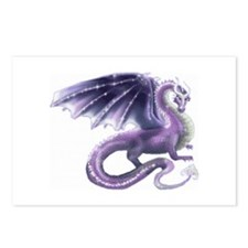 Funny Dragons Postcards (Package of 8)
