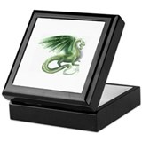 Unique Dragon Keepsake Box