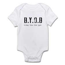 B.Y.O.B. Infant Creeper