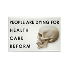Health Care Reform - Rectangle Magnet