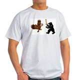 Bear Jew vs. German Hawk T-Shirt