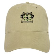 Gallagher Coat of Arms Baseball Baseball Cap
