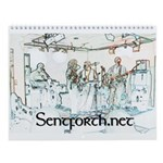Sentforth 2007 Wall Calendar