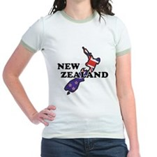 New Zealand Flag T