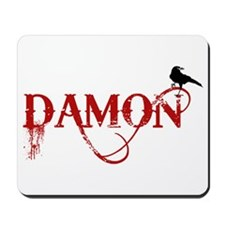 Damon Crow Mousepad