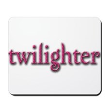 Twilighter (Pink) Mousepad