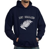 New Zealand Silver Fern Hoody