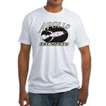 Apollo Trumpets Fitted T-Shirt