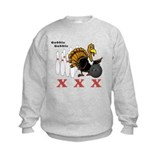 Bowling Turkey Sweatshirt