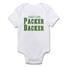 Daddy's Packer Backer Infant Bodysuit