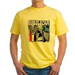 musclecar Yellow T-Shirt
