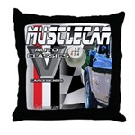 musclecar Throw Pillow