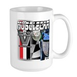 musclecar Large Mug