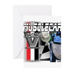 musclecar Greeting Cards (Pk of 20)