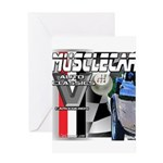 musclecar Greeting Card