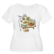 Georgia Map T-Shirt