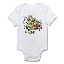 Georgia Map Infant Bodysuit