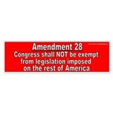 Amendment 28 (sticker)