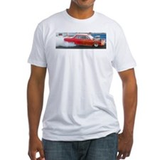 Red Car Smokin Tires Shirt