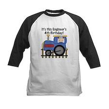 Engineer 4th Birthday Tee