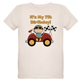 Race Car 7th Birthday T-Shirt