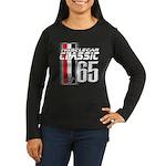Musclecars 1965 Women's Long Sleeve Dark T-Shirt