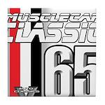 Musclecars 1965 Tile Coaster