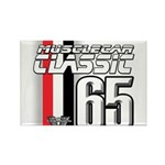 Musclecars 1965 Rectangle Magnet (10 pack)