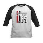 Musclecars 1965 Kids Baseball Jersey
