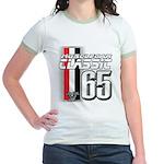 Musclecars 1965 Jr. Ringer T-Shirt